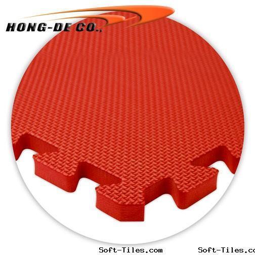 Non-toxic Plain Colour EVA mat/Solid foam mat