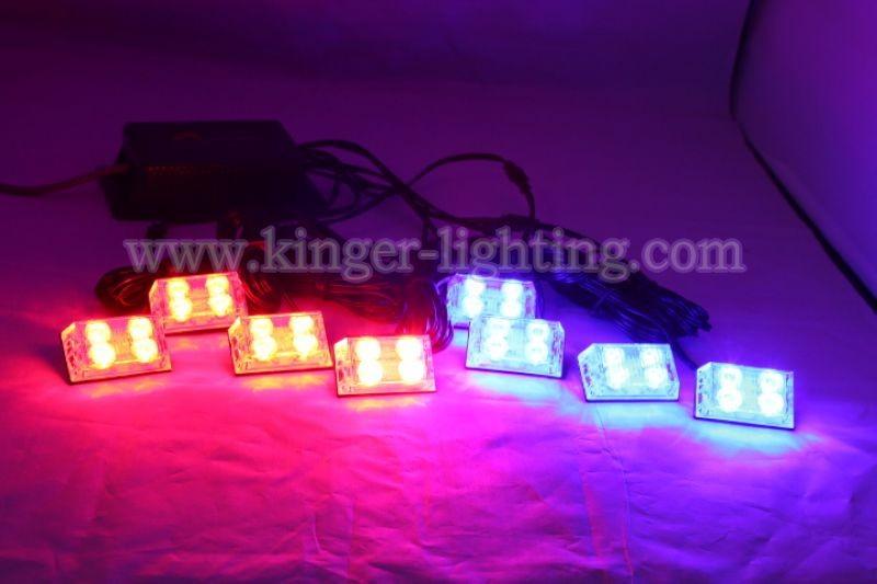 Car flashing light -24W-HIGH POWER