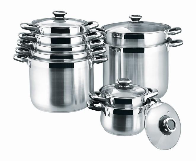 Stainless steel stockpot---SJ096