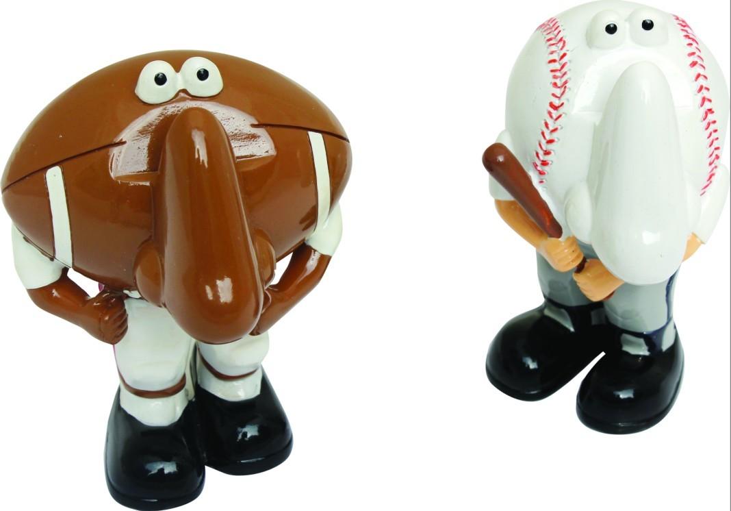Baseball guy Ornaments STL-5006