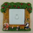 light switch cover STL-1030