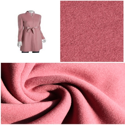 63f7e9635b5a Pink Wool Dress Woven Fabric manufacturers