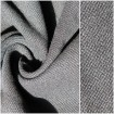 Tweed Jacquard Wool Fabric
