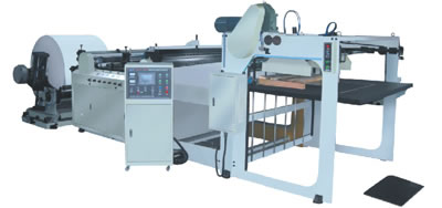 Coil to Sheet Cutting Machine