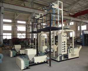 WLCY-600 Film Blowing and Printing Machine