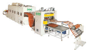 WLPM-650 Plastic Cup Thermoforming Machine
