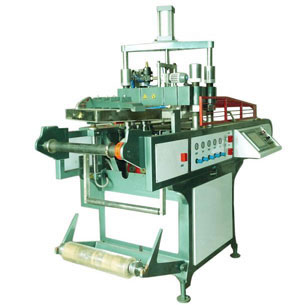 WLQY-580 Full Automatic Thermoforming Machine