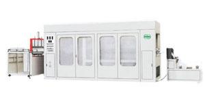 WLXS-680 Vacuum Forming Machine