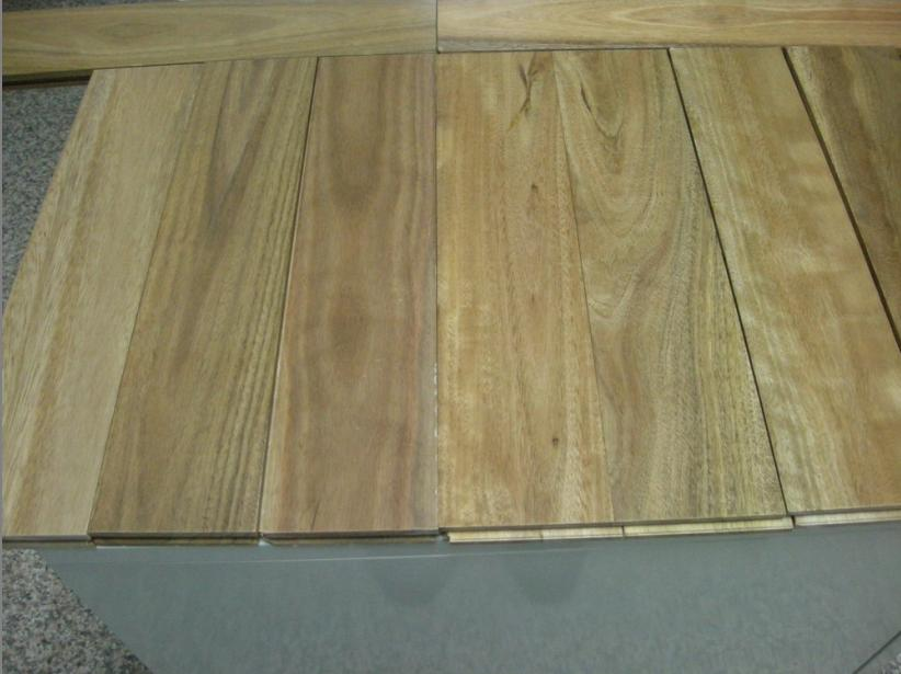 China spotted gum flooring