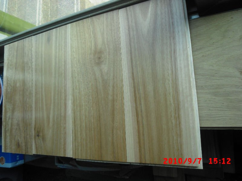 Solid Spotted Gum Flooring