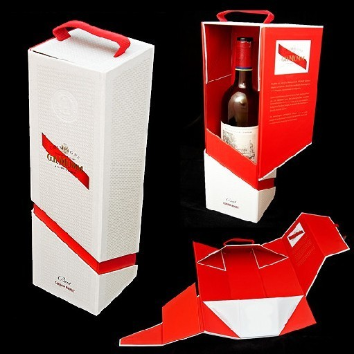 New Design Wine Box Manufacturers New Design Wine Box