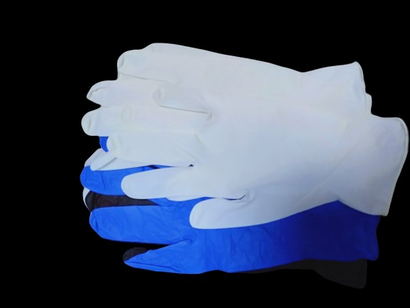 manufacturer wholesale Disposable Nitrile gloves blue