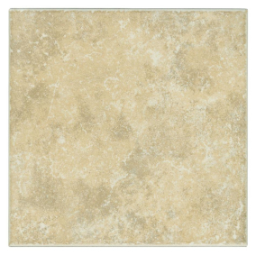 Texas Beige Ceramic Floor 12 x 12 in