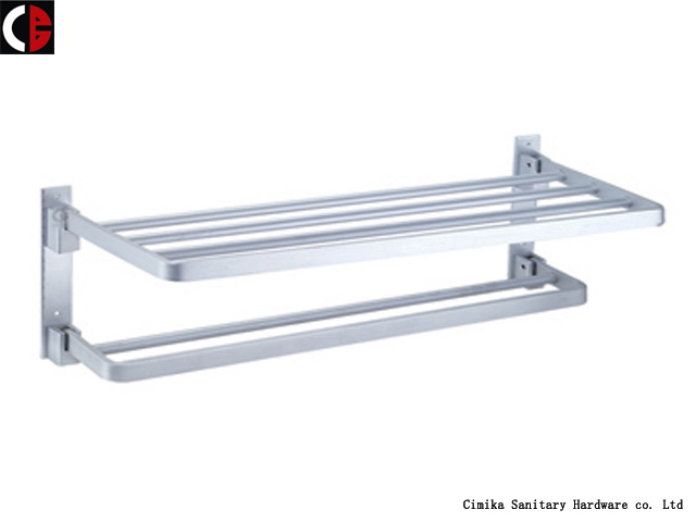 bathroom towel racks with double bars m109 manufacturers