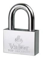 Square vane keys Normal shackle padlock