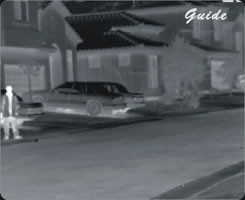 GUIDIR%C2%AEIR518 Monocular Handheld Thermal Imager