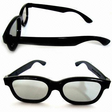 3D Polarization Glasses 1004