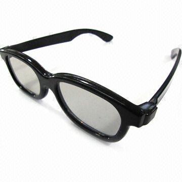 3D Polarization Glasses