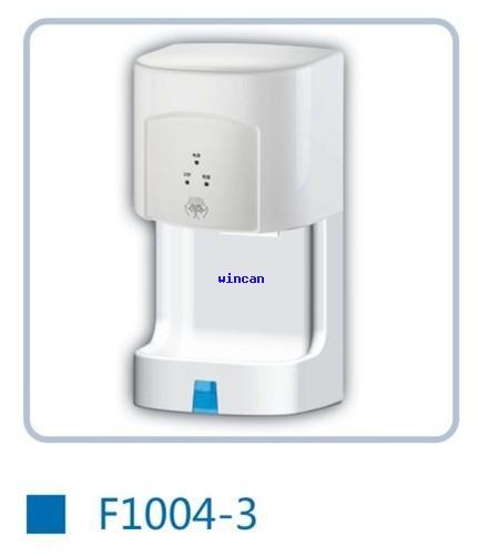 sensor hand dryer,automatisk handtork F1004-3