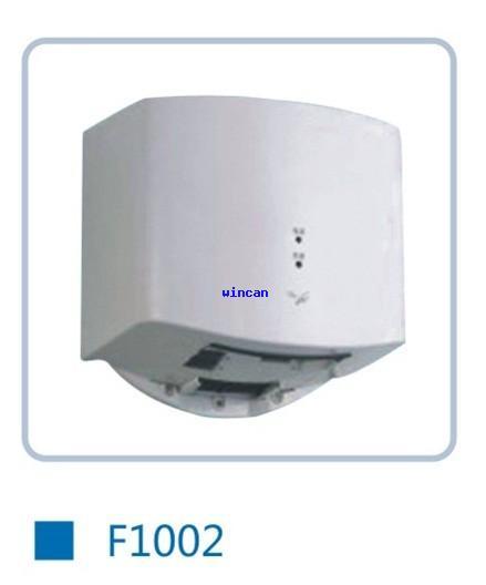 sensor hand dryer,sensor handtork F1002