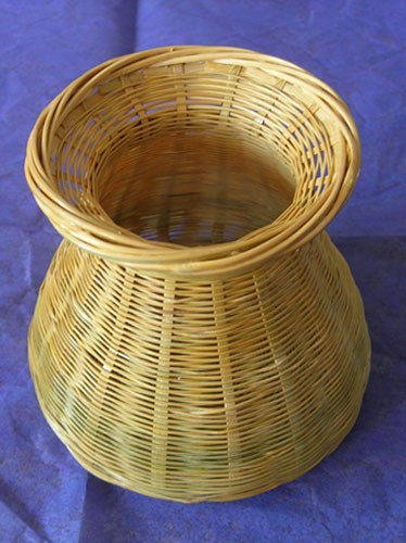 Bamboo urn01