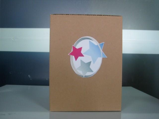 Pet Paper urn01